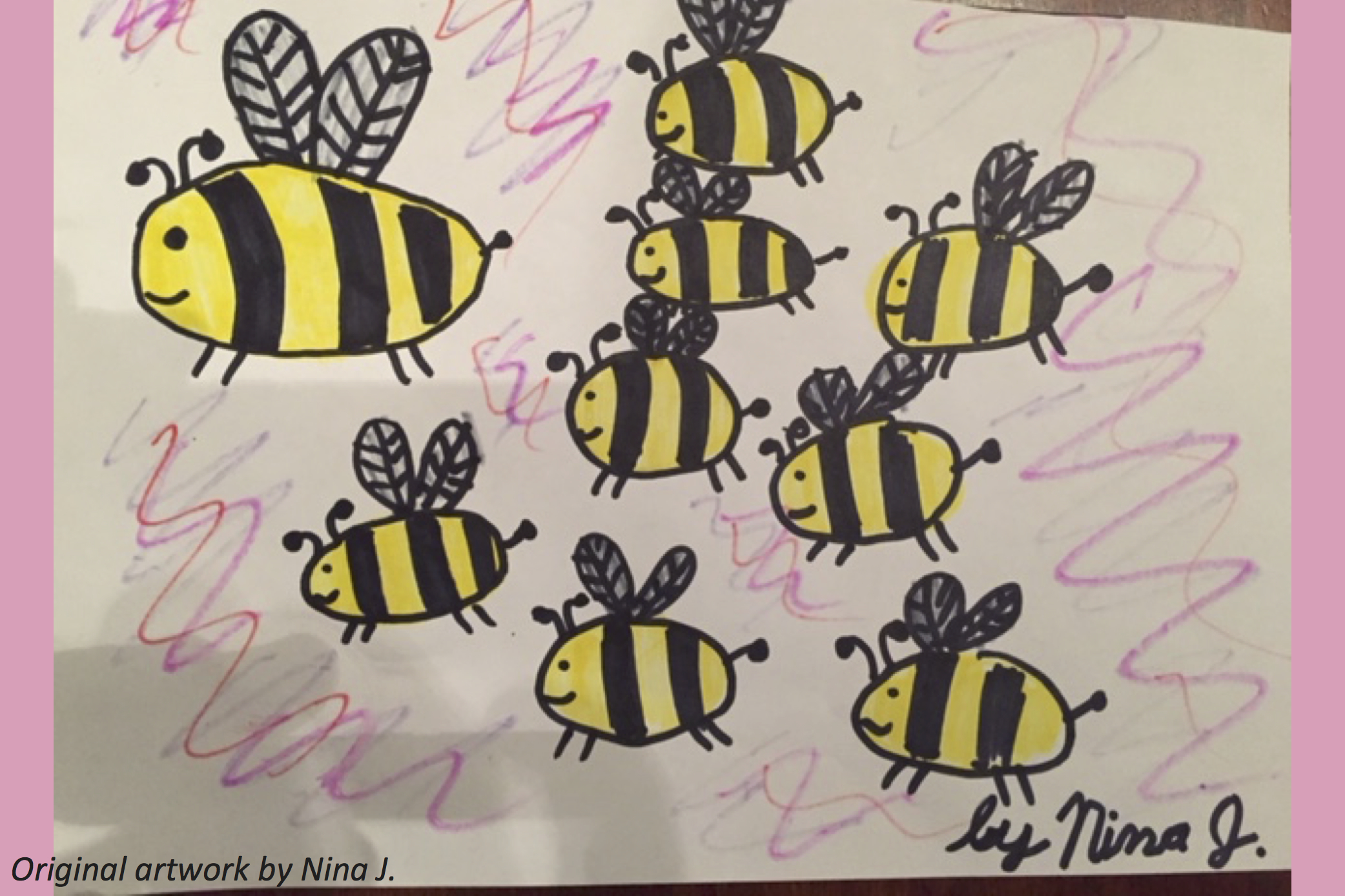 A Bumble of Bees