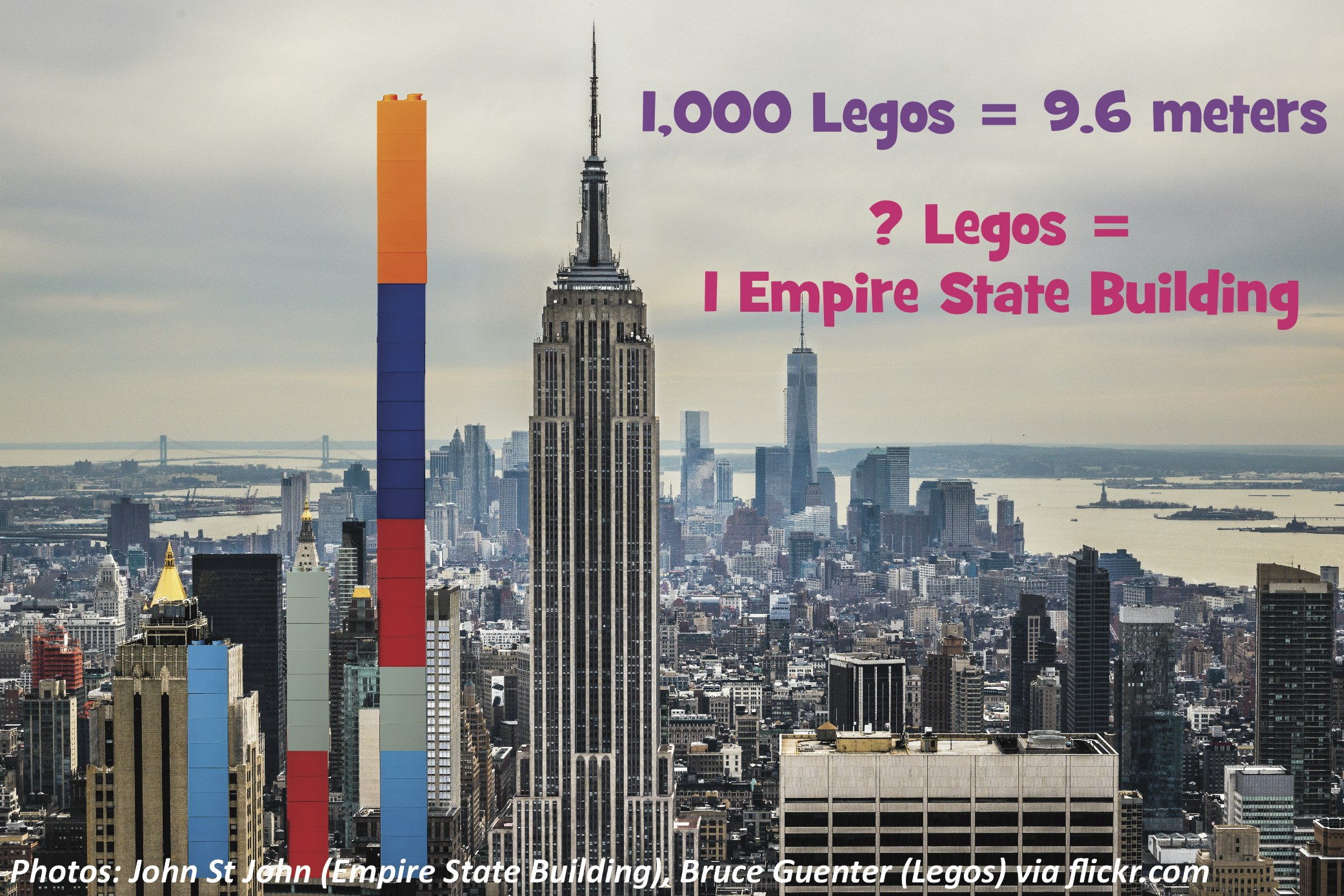 Sky High Lego